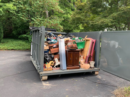 Junk Removal near Raleigh NC